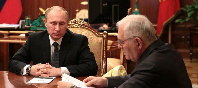 Владимир Путин одобрил переход к саморегулированию в сфере здравоохранения