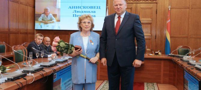 Калининградским докторам вручены медали «За заслуги перед Калининградской области»
