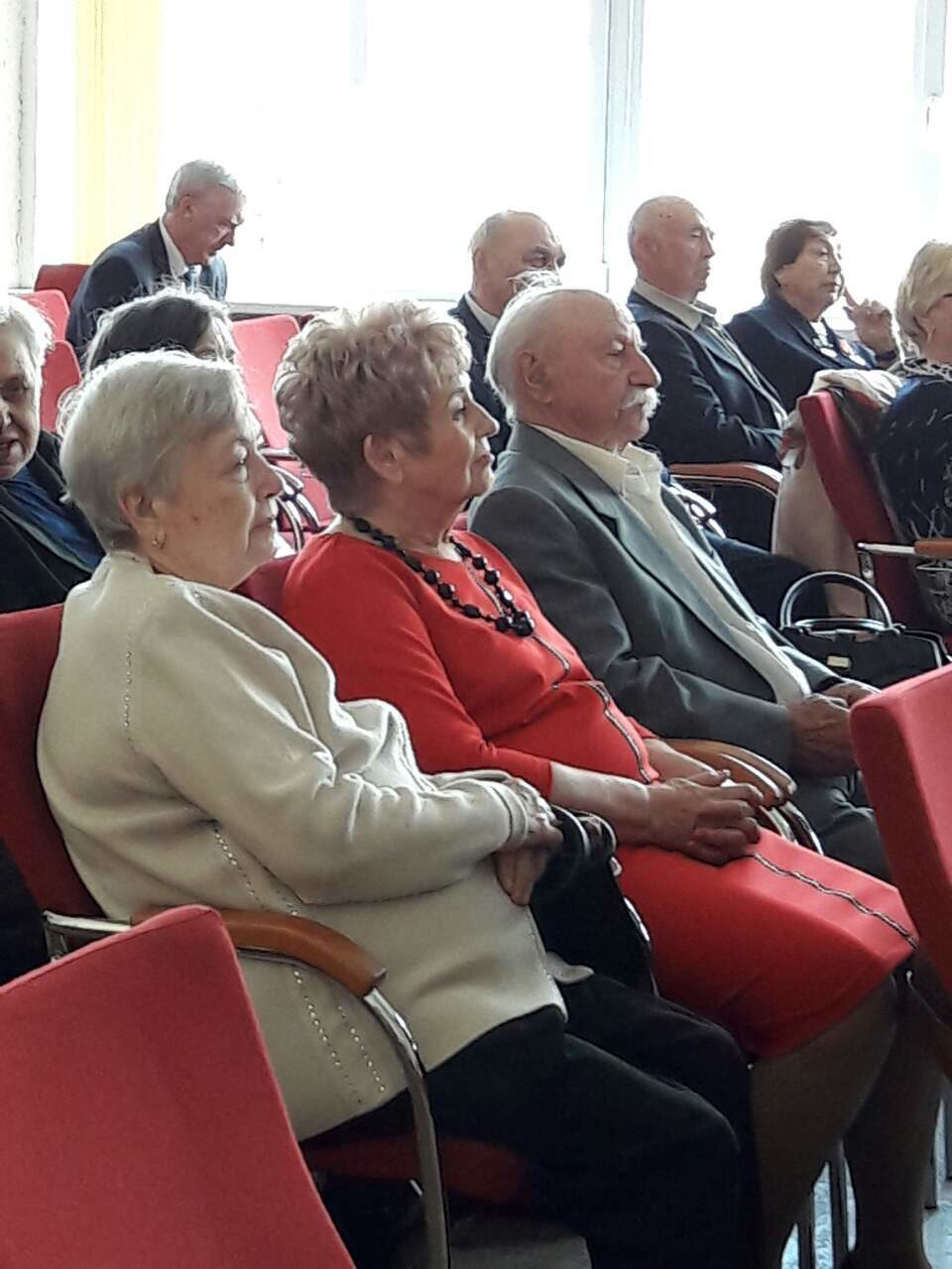 Весенняя встреча ветеранов здравоохранения Калининградской области