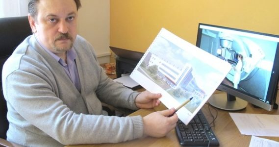 Расходы на строительство онкоцентра в Калининграде включены в федеральный бюджет на 2018 -2019 гг.