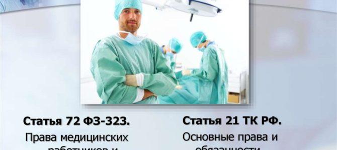 Трудовое право медицинских работников: общие положения