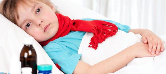 Начало цикла «Инфекционные болезни у детей» 36ч.