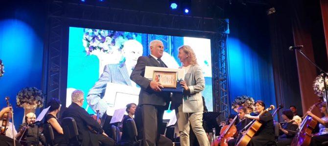 Вручена ежегодная именная премия Врачебной палаты имени Л.М. Шора и М.Б. Дрибинского.