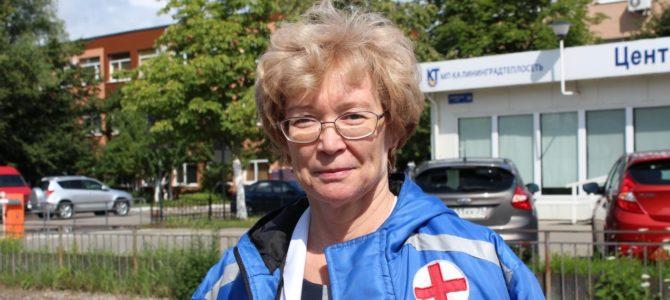 Врач скорой из Калининграда стала победителем Всероссийского конкурса «Лучший врач года»