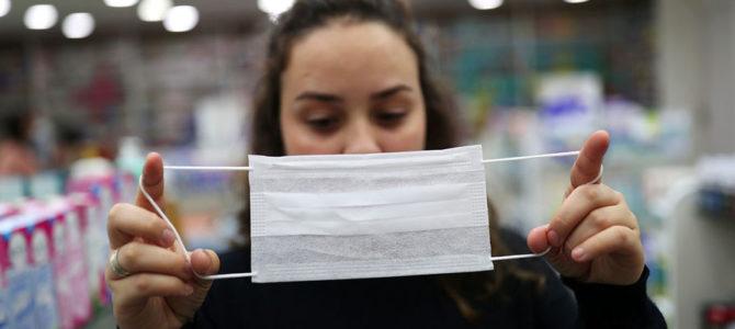 Использование одноразовой маски снижает вероятность заражения гриппом, короновирусом и другими ОРВИ