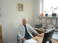 Ушел из жизни ветеран здравоохранения Некрыш Александр Федорович