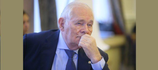 Леонид Рошаль: Кто подставил председателя Следственного комитета?